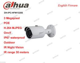 Dahua IPC-HFW1320S POE 3MP Onvif Outdoor IR 30m Bullet IP Camera (IPC-HFW4300S)