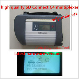 Wholesale MB Star Diagnose SD Connect C4 Multiplexer Top Quality only main machine
