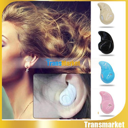 Superior universal bluetooth headset earphone mic headphones mini Ultra-small s530 wireless bluetooth handfree 4.0 for all phone