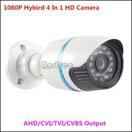 1080P AHD TVI CVI CVBS CCTV camera 4 in 1 Cameras sony sensor varifocal waterproof vandarproof outdoor security camera AS-MHD8201R2