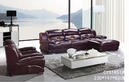 soggiorno divano in pelle mobili online   soggiorno divano in ... - Mobili Soggiorno Di Lusso 2
