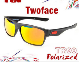 Wholesale High quality Newest Two Face Designer Sunglasses Men Women Sunglasses Twoface Brand Bicycle Glasses