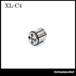 Wholesale IJOY XL C4 Light up Chip Coil Fit for IJOY Limitless XL Sub Ohm Tank RTA Original