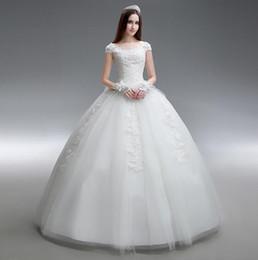 Wedding dress Charming Bateatiful Wedding Dress dress bridesmaid dress off shoulder Wedding Dresses Bridal Gowns BD008