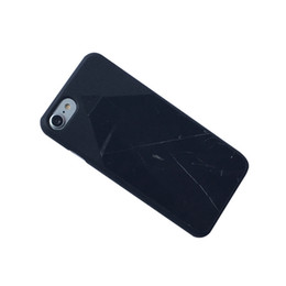 Wholesale comfort grab feel and style your mobile cases fashion for iphone plus most fashion with best quality marble PC