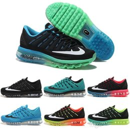 2016 Shoes Run Air Max Nlke Air Max Flyknit Man 2016 Running Shoes maxes Men Original New Product Hot Sale Breathable Airmax Sports Shoes Outdoor Trainers Sneaker Shoes Run Air Max sales