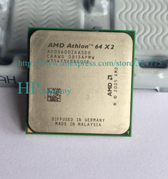 Wholesale AMD CPU Athlon X2 GHz AM2 pin Dual Core Processor desktop cpu