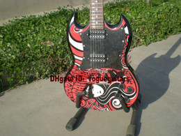 Wholesale guitar Custom Shop 400 Electric Guitar red Electric Guitar free shipping China guitar New Style