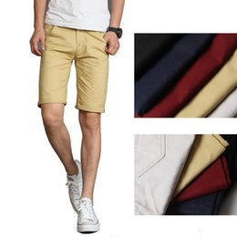 Wholesale-New Casual Athletic Shorts Man All Matched Candy Colour Cotton Running Shorts Pantalon Homme Beach Shorts