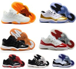 Wholesale 72 Authentic Air low men retro basketball shoes online real best original quality sneakers US size with box