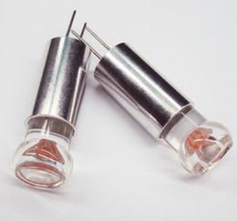 2 Pcs lot Free shipping High Power LED Lamp G4 Bulbs 2W DC 12V lighting light Decoration Bulb