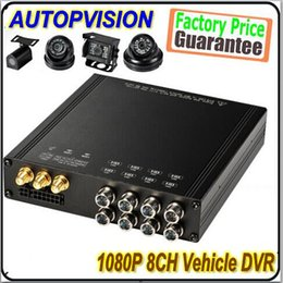 8ch HDD support 1TB hard disk Mobile DVR wifi build-in G-sensor HDVR8085 ( 3G module and GPS optional)