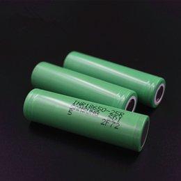 Wholesale 100 Original Samsang R Battery mAh A High Drain Lithium Battery Fitting Wismec RX23 Kanger Juppi Kits Ijoy Maxo Quad W Mod