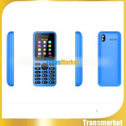 Promotion logos sim 1.8 pouces déverrouiller 130 Téléphone bon marché Big Loulder Cell Phone Téléphone cellulaire Dual SIm Avec logo Factory directement