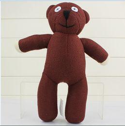 Wholesale Cute Mr Bean TEDDY BEAR Stuffed Plush teddy bear toy Fashion plush doll Best Gift For Children cm King EMS