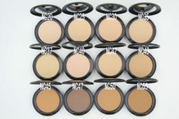 Hot Sales Makeup Studio Fix Face Powder Plus Foundation 15g 10 Pc