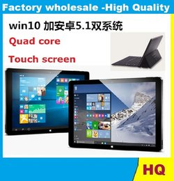 Wholesale new inch mini laptop tablet in Quad core Intel GB GB SSD Windows bluetooth touch screen portable notebook computer dhl free