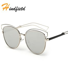 2017 UV400 Vintage Cat Eye Sunglasses Women Fashion Designer Eyewear Gradient Female Retro Sun Glasses Brand Point Women Sunglass 2217