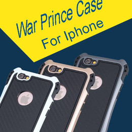 For iphone7 7plus Caseology Case Hybrid Armor Rubber Shockproof Combo Carbon Fiber Case For iphone6s OPP Package DHL Free SCA134