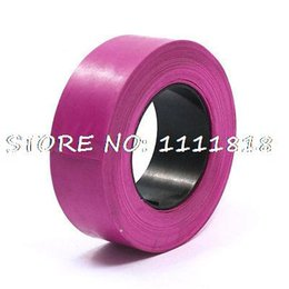 Wholesale Ft M Round Splicing Insulating Insulation Tape Roll Fuchsia
