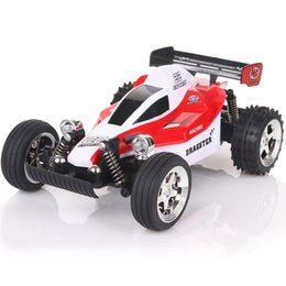 Wholesale 2016 New GIFT Child Electric RC Car High Speed Remote Control Charge Car Toys High Speed Remote Control Car Automobile Model
