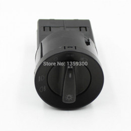 New Headlight Switch Control For VW Volkswagen GTI JETTA GOLF MK4 Passat B5 Beetle Sharan Lupo BORA