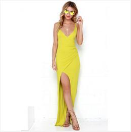 New 2016 Summer Dress Backless V-neck Sexy Club Party Dress Sleeveless Spaghetti Strap Sheath Women Dresses