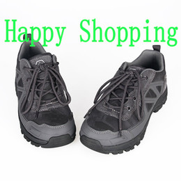 Wholesale Tactical Lightweight Ankle Boots Men US Army Hunting Trekking Camping Mountaineering Durable Breathable Shoes