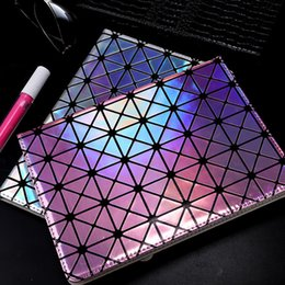 New Luxury Colorful Bling Laser Diamond Flip Stand Leather Case Smart Cover For ipad mini 1 2 3 Retina ipad 2 3 4 Air 1 2 Shell