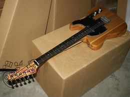 NEW Custom Electric Guitar in Natural Rosewood fingerboard Musical instruments HOT OEM guitar