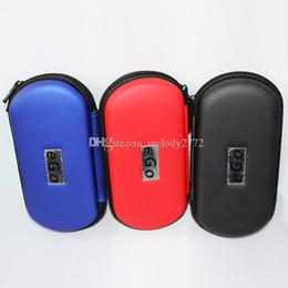 2017 porter coloré Nouveau design E Cig Case Colorful EGO en cuir de transport pour la cigarette électronique E Cig Case porter coloré sortie