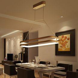 Wholesale led pendant lights W W W artist oval pendant lamp fixture for coffee shop restaurant postmodern led pendant light metal Acrylic