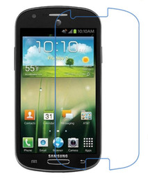 Clear Screen Protector Front LCD Protective Guard Film For Samsung Galaxy Express I437 Free Shipping by DHL