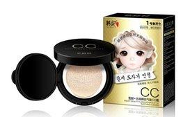 Wholesale New Han Ji Porcelain Doll Air Cushion CC Cream Ivory Natural Color g Lightweight Waterproof Oil control