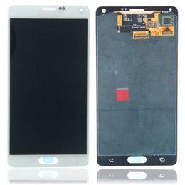 SAMSUNG GALAXY NOTE 4 N910F LCD TOUCH SCREEN white