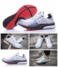 Wholesale 2016 Air Presto GPX Olympic USA Women And Mens Running Shoes High Quality Retro Mesh Sports Athletic Shoes Size