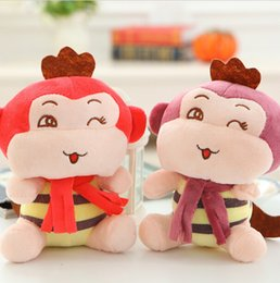 Wholesale Manufacturers Selling Plush Toys Bee Monkey Dolls Doll Corporate Events Wedding Gift Brinquedos Giant Teddy Bear