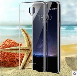 Transparent Crystal Hard PC Back Cover Mobile Case For OnePlus 3 Second Generation Wearproof Protector Cover