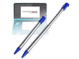 2017 3ds xl jeux Stylos à stylet tactile tactile à main rétractable à chaud pour console Nintendo 3DS XL LL bon marché 3ds xl jeux