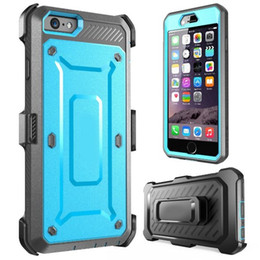 Wholesale Hybrid TPU PC Shockproof defender Case With clip holder for iPhone S Plus S galaxy S5 S6 S7 edge Note Beatles protector case GSZ154