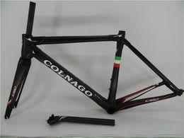 Wholesale 700C light weight race carbon fiber bicycle frame road race bike frame k BB30 frame
