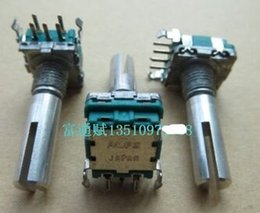 Wholesale ALPS inlet side adjustable points in pulse switch car audio encoder switch potentiometer