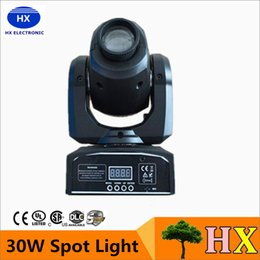Wholesale Hot W LED Spot Light channels DMX512 Master Slave Auto Run Sound controller Moving Head Light DJ Bar Performance Light