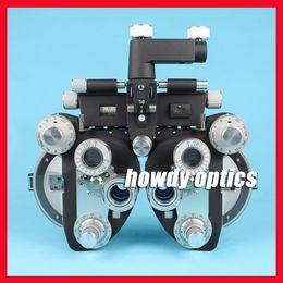 Wholesale Manual phoropter View tester Optical vision tester Minus cylinder Black color