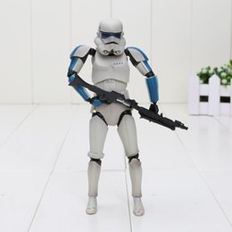 Star Wars Stormtrooper 002 Action Figure 1 8 Scale Painted Figure Stormtrooper PVC ACGN Figure Toy Anime Free Shipping 1206#06