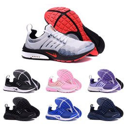 Wholesale Drop Shipping Running Shoes Men Women Presto Olympic CA Sneakers Boots Authentic New Discount Sports Shoes Size