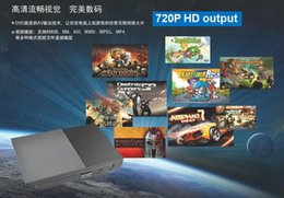 Wholesale PAP Game Consoles Support Wired Wireless Portable Game Controllers Games Player GB Gamepad AV OUT Micro SD Card PS2 Game box