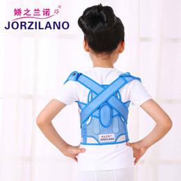 Profesional Child Adjustable Back Chest Support Belt Posture Corrector Shoulder Brace Tape Posture Correct