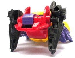 Ocean Star Six robot body deformation combination puzzle assembling plastic toy building 10cm * 13cm can be customized free shipping