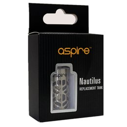 Wholesale Original Aspire Nautilus Mini Tank Hollowed Out Sleeve For Nautilus Assy Tube Replacement DHL Shipping Free